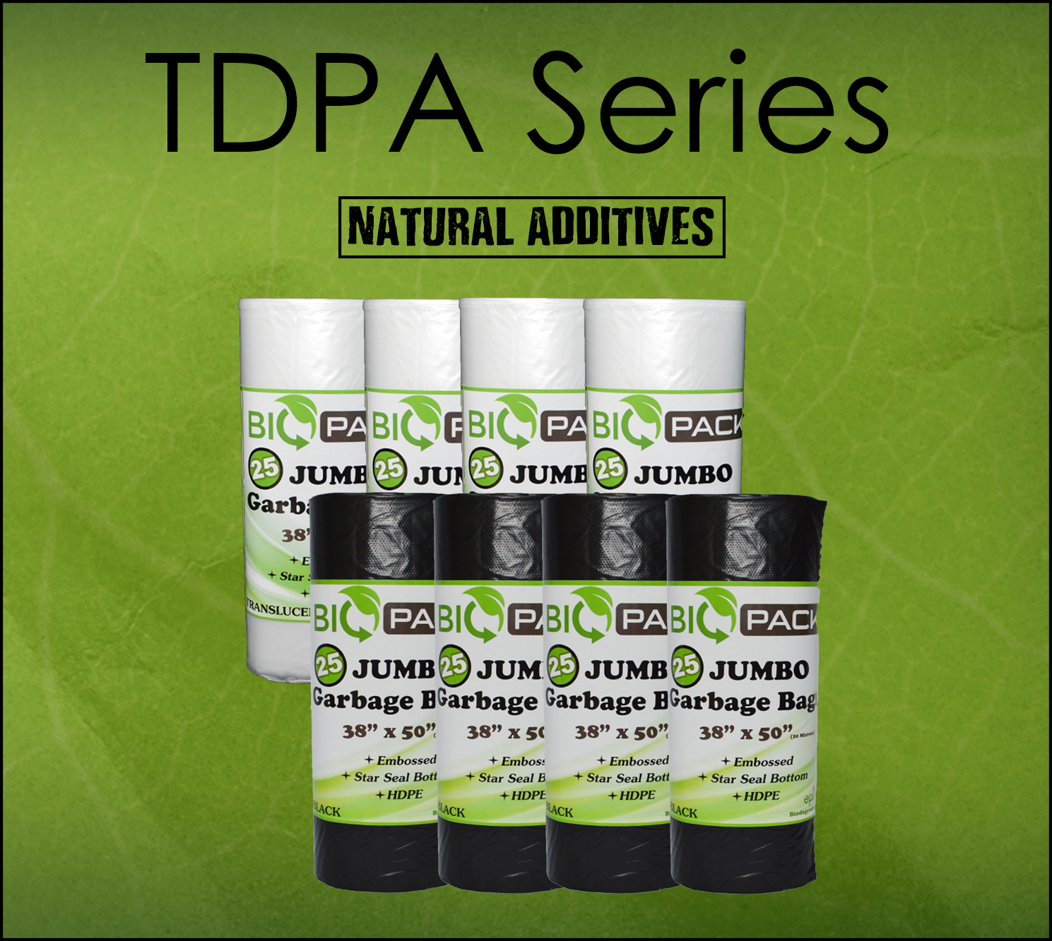 TDPA SERIES with pic web